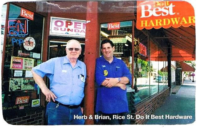Employees - Herb & Brian